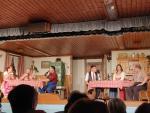 Theaterbesuch bei der Dorfbühne